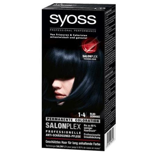 Syoss Coloration 1-4 Blauschwarz , 1 St