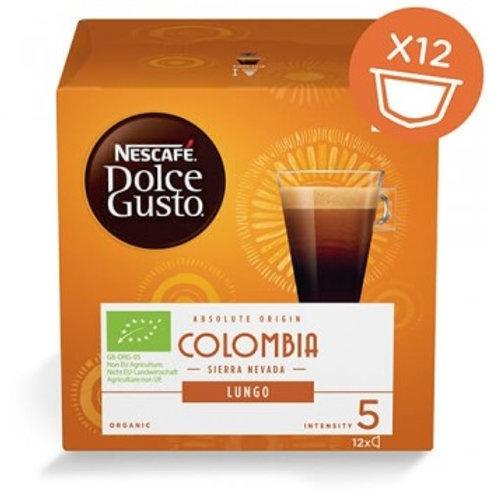 NESCAFÉ® Dolce Gusto® Bio Lungo Colombia 12 Kapseln