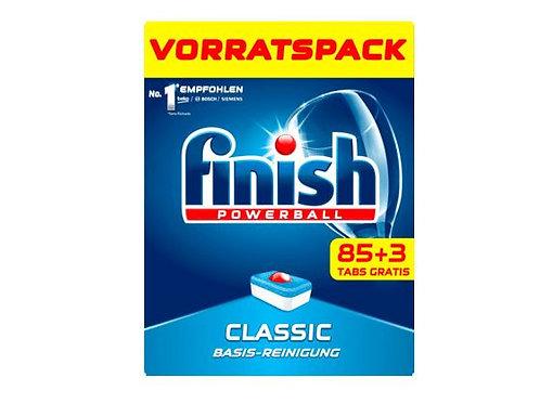 finish Spülmaschinen-Tabs Classic Vorratspack, 85 St