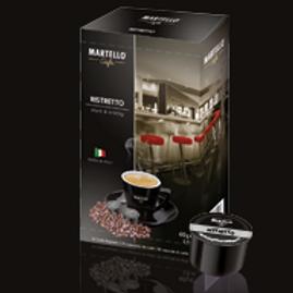 MARTELLO® Kompatible Kapsel RISTRETTO