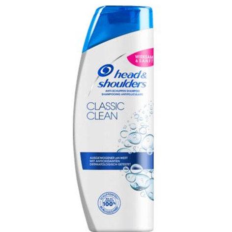 head&shoulders Shampoo Anti-Schuppen classic clean, 500 ml
