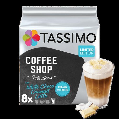 Tassimo White Choco Coconut Latte