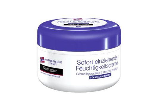 Neutrogena Nourishing Cream immediately absorbing moisturizing cream, 200 ml