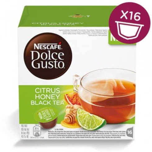 Dolce Gusto Kapsel von Nescafé Citrus Honey Black Tea