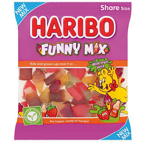 HARIBO Funny Mix 175 gramm