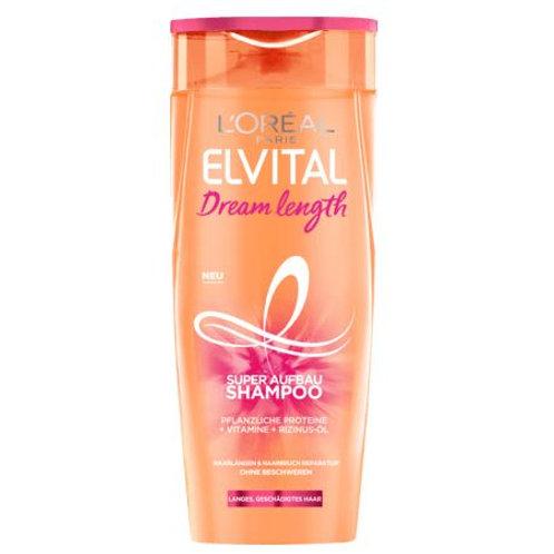 L'Oreal Elvital Shampoo Dream Length, 250 ml