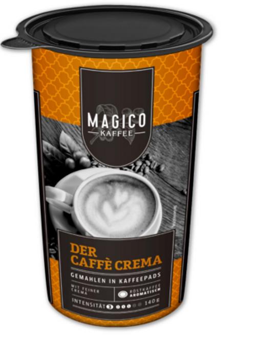 Pads von Magico Caffè Crema