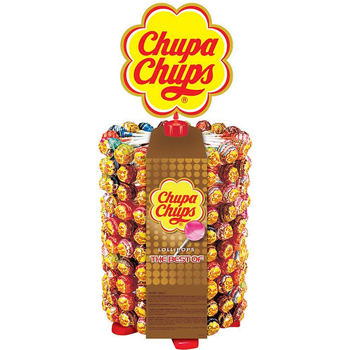 "Chupa Chups Lollipops ""The Best Of"" 200er"