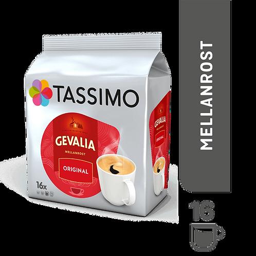 Gevalia Original Mellanrost Kaffeekapsel System TASSIMO