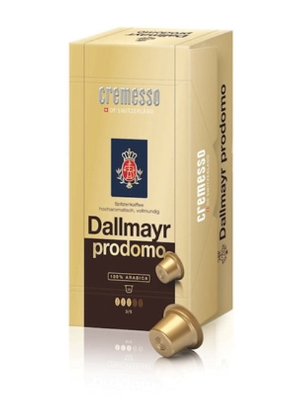 DELIZIO® kompatible Kapsel CREMESSO Dallmayr prodomo