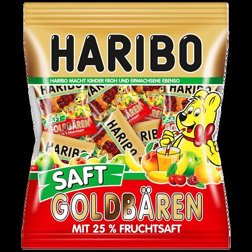 HARIBO Saft Goldbären, Beutel 175 gramm