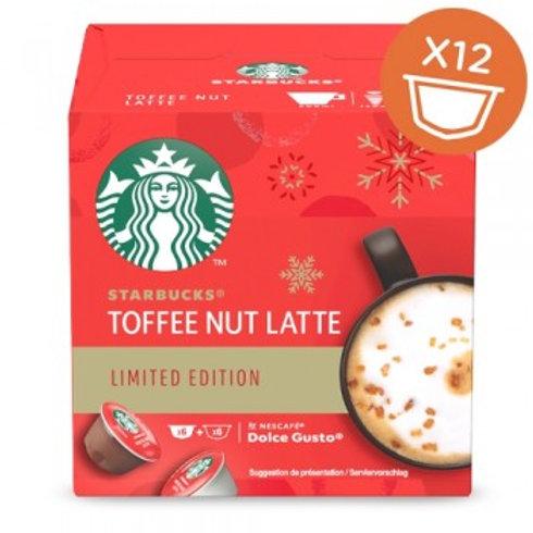 NESCAFÉ® Dolce Gusto® STARBUCKS® by NESCAFÉ® Toffee Nut Latte 12 Kapseln
