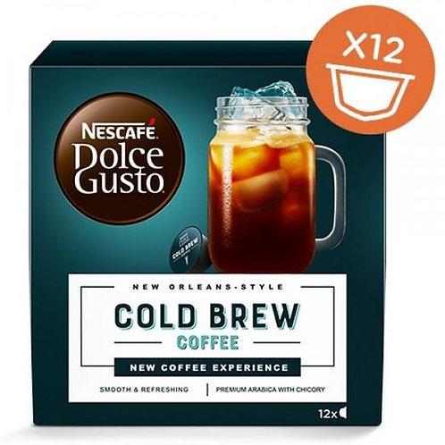 Dolce Gusto Kapsel von Nescafé Cold Brew Coffee