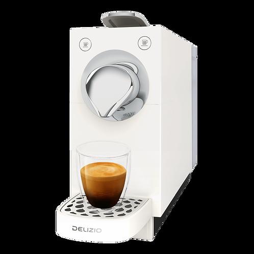 Macchina da caffè * DELIZIO * modello Una Automatic BIANCA