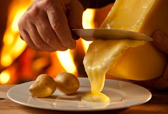 Megaraclette Chilbi Raclette