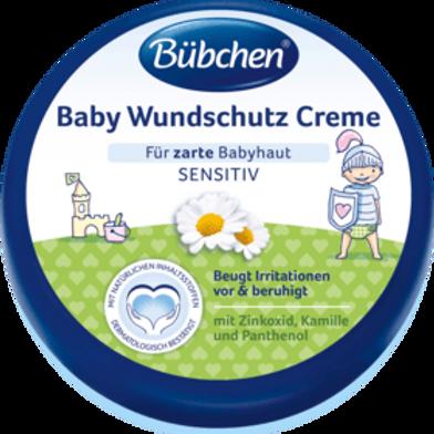 Bübchen Wundschutzcreme Baby, Dose mit 150 ml