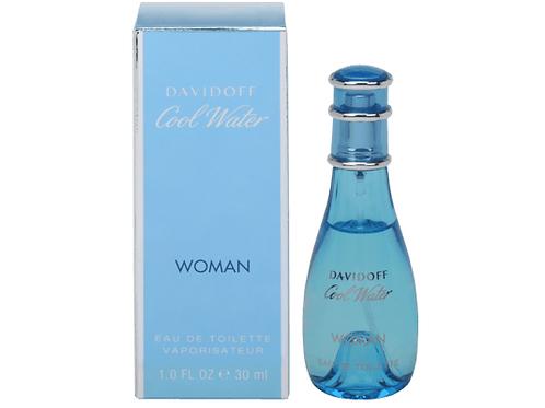 Davidoff Eau de Toilette Cool Water Woman, 30 ml