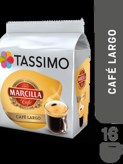 Jacobs Caffé Marcilla Café Largo System TASSIMO