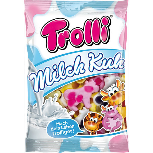 Trolli Schaumzucker Milchkuh 200g