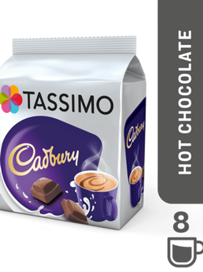 Jacobs Caffé Cadbury Kakao-Spezialität System TASSIMO