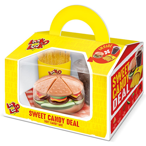 Look-O-Look Sweet Candy Deal 280g