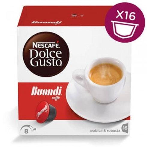Dolce Gusto Kapsel von Nescafé Espresso Buondi