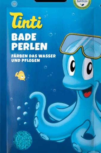 Tinti Badezusatz Badeperlen blau, 60 g