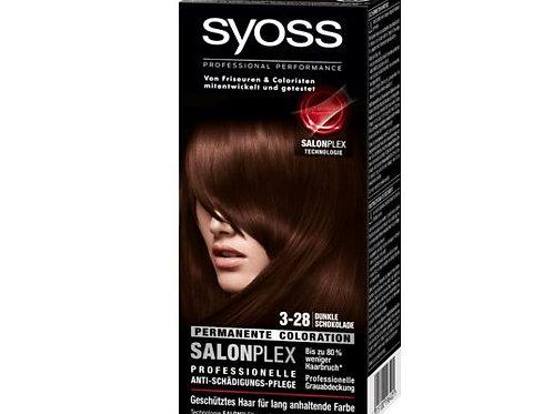 Syoss Coloration 3-28 Dunkle Schokolade , 1 St
