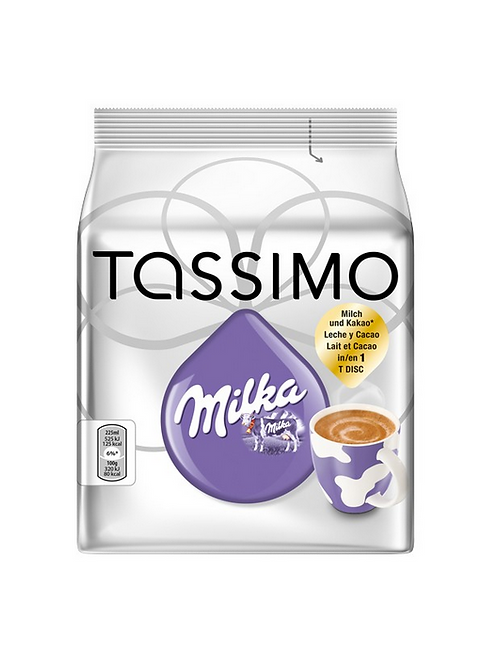 Milka Kakaogetränk System TASSIMO