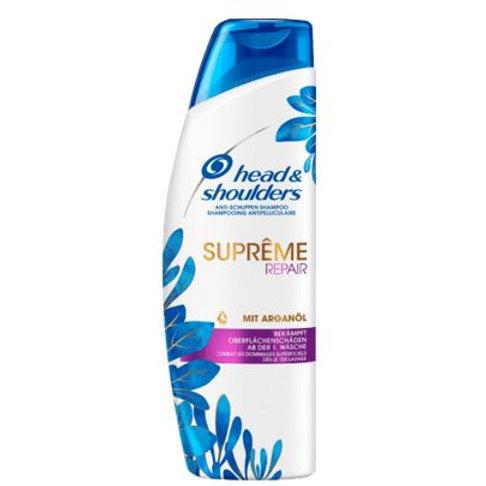 head&shoulders Shampoo Anti-Schuppen Suprême Repair, 250 ml
