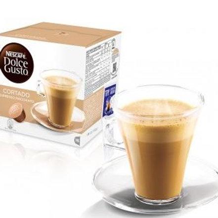Dolce Gusto Kapsel von Nescafé CORTADO Espresso Macchiato