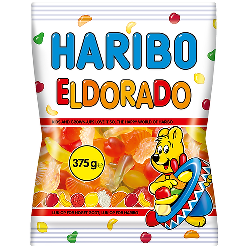 Haribo Eldorado 375g