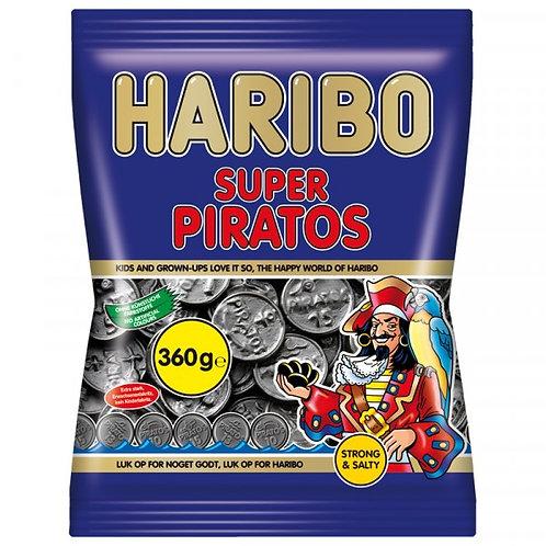 Haribo SUPER PIRATOS Beutel mit 340 gramm