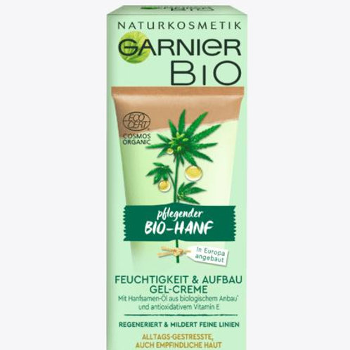Garnier Bio Tagespflege Hanf, 50 ml