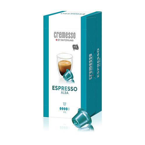 DELIZIO® kompatible Kapsel CREMESSO Espresso ALBA