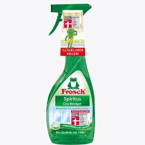 Frosch Glasreiniger Spiritus streifenfrei, 500 ml