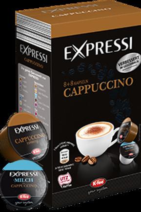 K-Fee Kapsel Expressi CAPPUCCINO