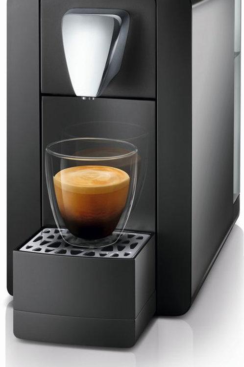 Kaffeemaschine *DELIZIO* Modell COMPACT ONE II schwarz