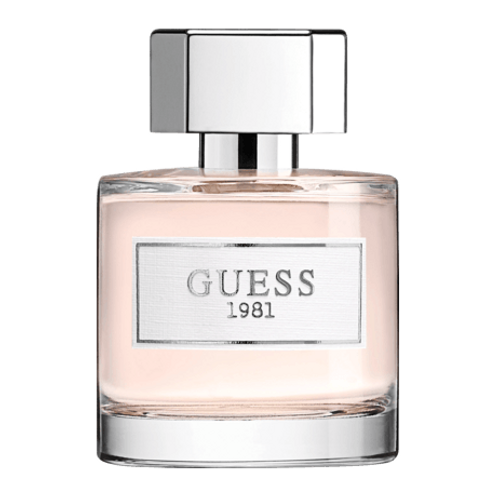 Guess Eau de Toilette 1981 for her, 50 ml