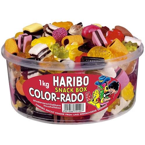 HARIBO COLOR-RADO,Dose 1000gramm