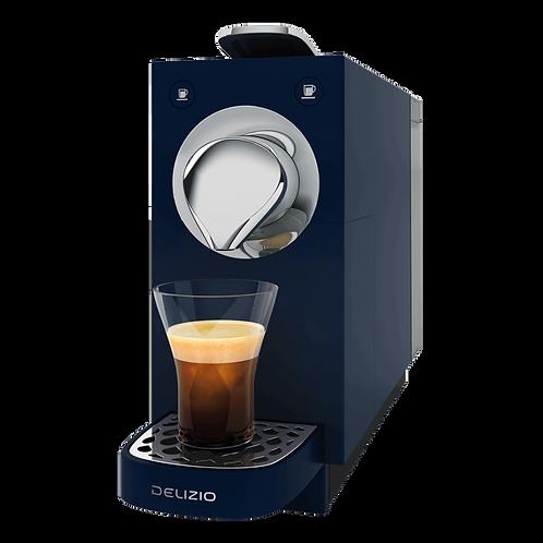 Kaffeemaschine *DELIZIO* Modell Una Automatic MIDNIGHT BLUE