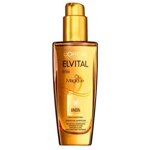 L'Oreal Elvital Haaröl Öl Magique Alle Haartypen, 90 ml