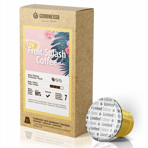 Nespresso® kompatible kompostierbare Kapsel GOURMESSO Fruit Splash