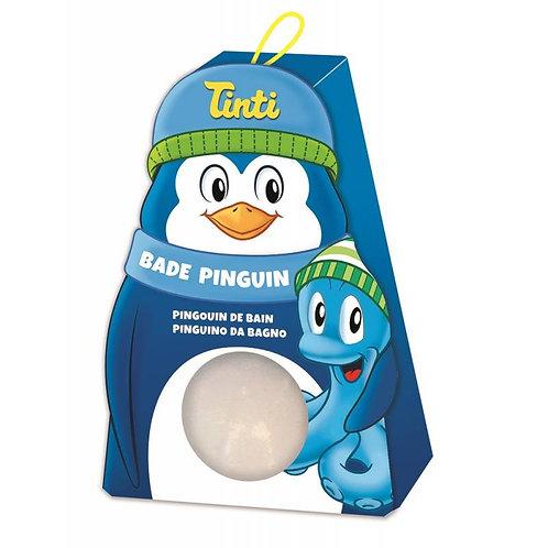 Tinti Bade Pinguin mit Badefarbe und Zart Reinigende Wirkung. (2er Pack)