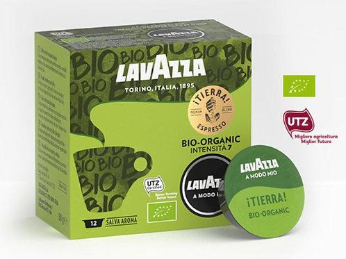 LAVAZZA® A Modo Mio kompatible Kapsel Tierra Bio Organic