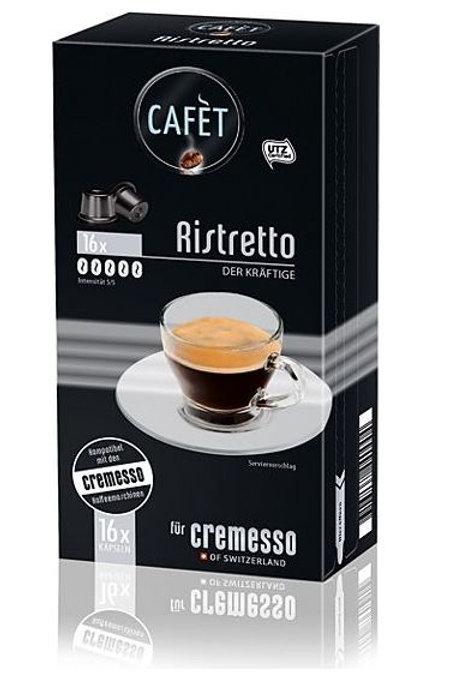 DELIZIO® Kompatible Kapsel CAFET *RISTRETTO*