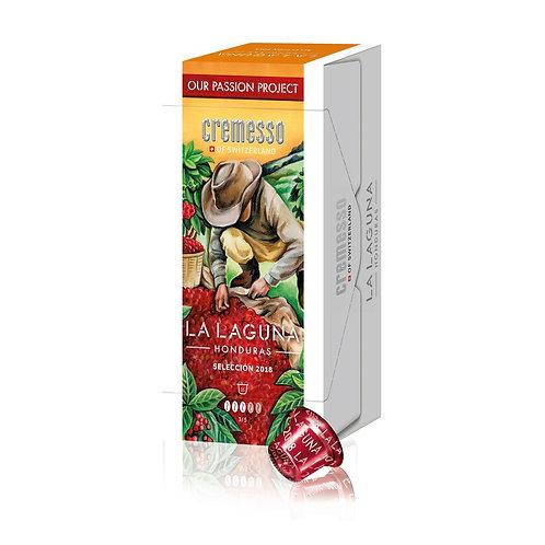 DELIZIO® kompatible Kapsel CREMESSO Espresso La Laguna Selection