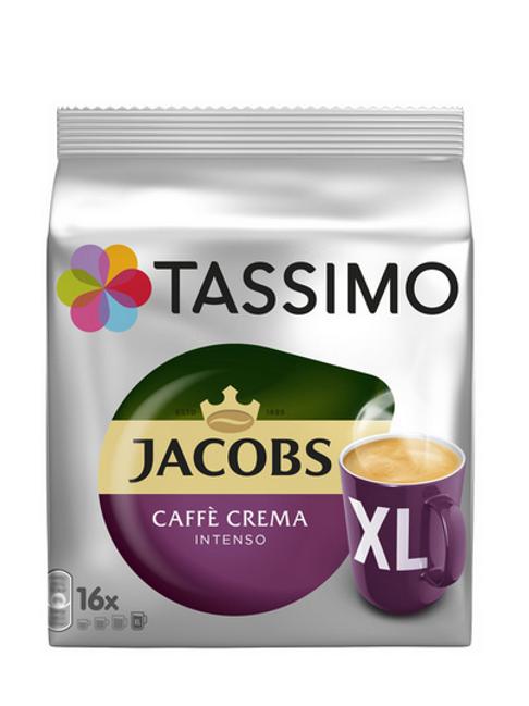 Jacobs Caffè Crema Intenso XL  System TASSIMO