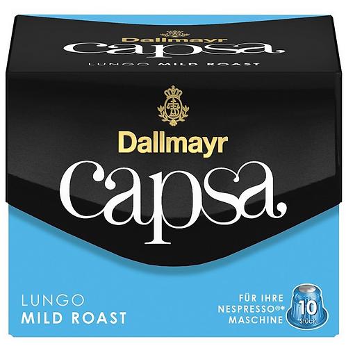 Nespresso® Kompatible Kapsel von Dallmayr Capsa Lungo Mild Roast