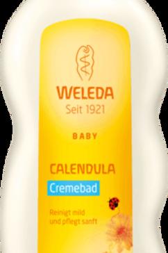 Weleda Badezusatz Baby Calendula Cremebad, 200 ml